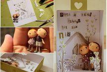 Mundo mini-Small World-Mini monde / Creaciones de tamaño muy pequeño. Arte mini.