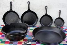 Cast Iron Recipes / by Laurie Fowke