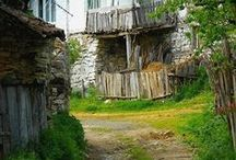 tarihi yapilar&evler