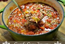 Most Loved Soups and Stews / Recipes, Soups, Stews, Supper, Crock Pot, Slow Cooker