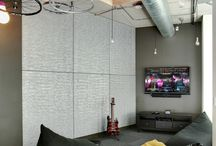 Sixthriver | Game Room Inspiration / SHMF Arcade, Game Room, Student Lounge Inspiration