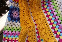 Crochet - colchas