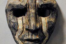 Miscellaneous: Ancient Masks