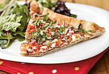 Pizzas, Flatbreads, Quiches & Savory Tarts