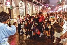 Halloween in New Orleans / by New Orleans