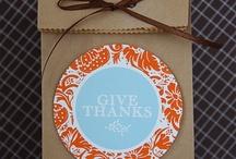 Thankfulness...  / by Dusti Blevins