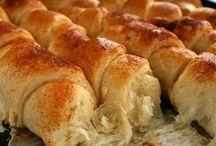 Backen herzhaft / Quiches, Tartes, pies, ...und andere herzhafte Teigwaren
