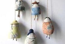 Keramikk, hjemmedekor