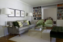 INSPIRATION - Living Rooms / Amazing living rooms that I have found.