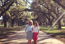 Charleston, Holy City Swoon / Charleston, South Carolina - home of ever swoon's newest location!