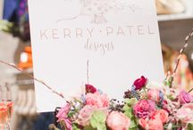 Best of Kerry Patel Designs.com / Weddings, Styled Shoots, and Blog Posts from Kerry Patel Designs