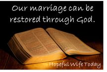 Restoring Marriages Bible Study