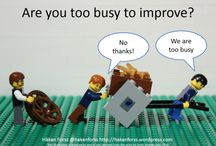 Change Management / How to lead to improve?