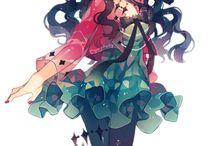Anime/Manga/Vocaloid/Art