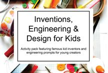 Inventions, Engineering & Design for Kids!