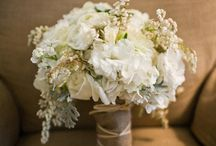 Summer Country Wedding / In a field under a blue sky / by Cindee Hill