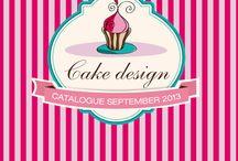 Catalogo Cake Design / Tanti accessori per il cake design che vi aiuteranno nella realizzazione di torte e dolci...