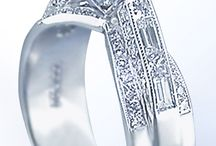 Vintage Syle Engagement Rings