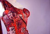 Alfred Shaheen vintage Fashion / Vintage Hawaiian dresses from designer Alfred Shaheen Honolulu