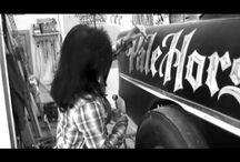 lettering&pinstriping