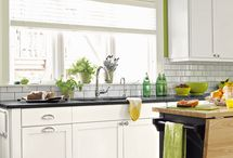 KITCHEN COLORS - DECORATION