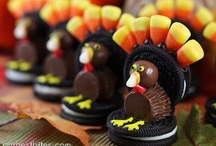 Thanksgiving / Thanksgiving Day celebration recipes and ideas