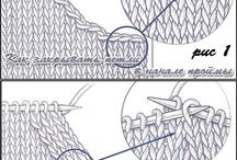 Knitting | Shaping