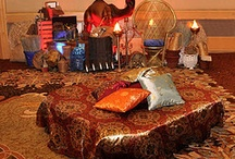 Arabian Nights Theme   Event Decor