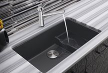 Blanco - Silgranite & Fireclay sinks