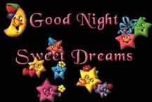 Good Night -- Good Morning Animation & images / by Patty Stiles