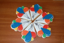 Cookie Decoration- Birthday