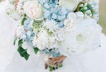 Bruiloft - lichtblauw