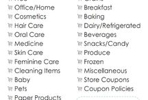 Coupons / by Carrie Isola