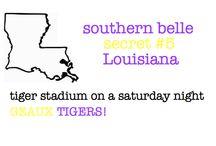 Geaux Tigers-LSU! / by Coley Loftin