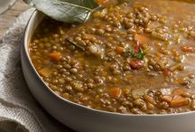 Zuppe, minestre e vellutate