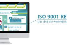 DHC VISION Infografiken / Hier findet ihr anschauliche Infografiken rund um die Themen #Prozessmanagement #Risikomanagement #Qualitätsmanagement