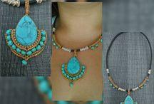 Biżuteria makrama