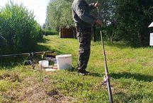 Were fishing / Egy szép nap.