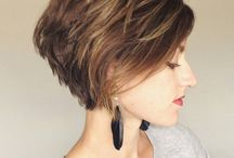 Hair fashion / Hairstyles