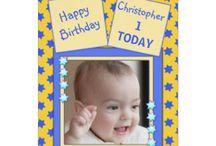 Zazzle ~ Kids Birthday Cards