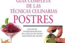 libros de reposteria / Reposteria