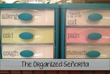 medical pills etc organize
