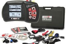 OBD Diagnostic Equipment / OBD-II Scan Tools, hand held as well as PC based or for iPhone and Android.  You can see our full line up here:  http://obd.tunertools.com/
