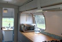 Travel Trailer Living / by Alison Shaffer (kitchentable4.com)