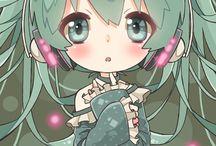 anime, cartoons, comic and games