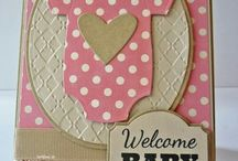 Baby cards / by Kathy Breckenridge