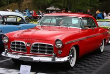 Chrysler Heritage / A board that takes everyone through the history of Chrysler. #Chrysler