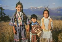 The First Americans / by Nancy Oliver