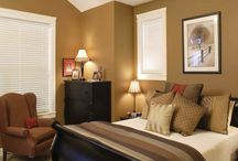 Cherry Grove House - Bedroom/Paint Colors <3 / by Stephanie Gonie