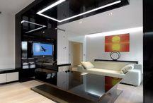 Дизайн интерьера. Гостиная